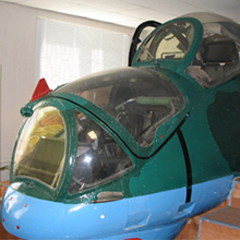 Mi-24PN Round-O'clock part-task simulator