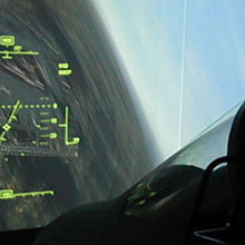 Research Sim for the Development of Pilot-Cockpit Interface for New Generation Fighters