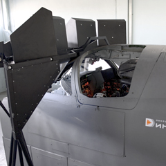 Su-24M Full Mission Simulator