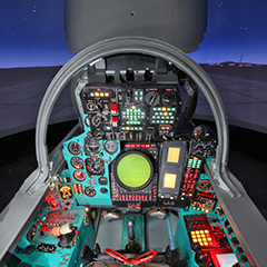 MiG-31 Full Mission Simulator