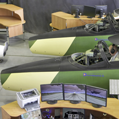 L-39 Full Mission Simulator