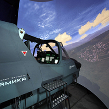 Ка-52 Full Mission Simulator