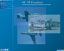 Su-25 Program simulator