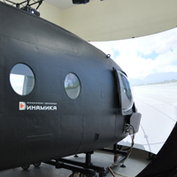 Mi-17V-5 Full Mission Simulator