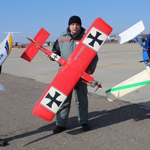 "Csts Dinamika team took part in Aeromodelling Festival ""Russia's Take-Off!"""